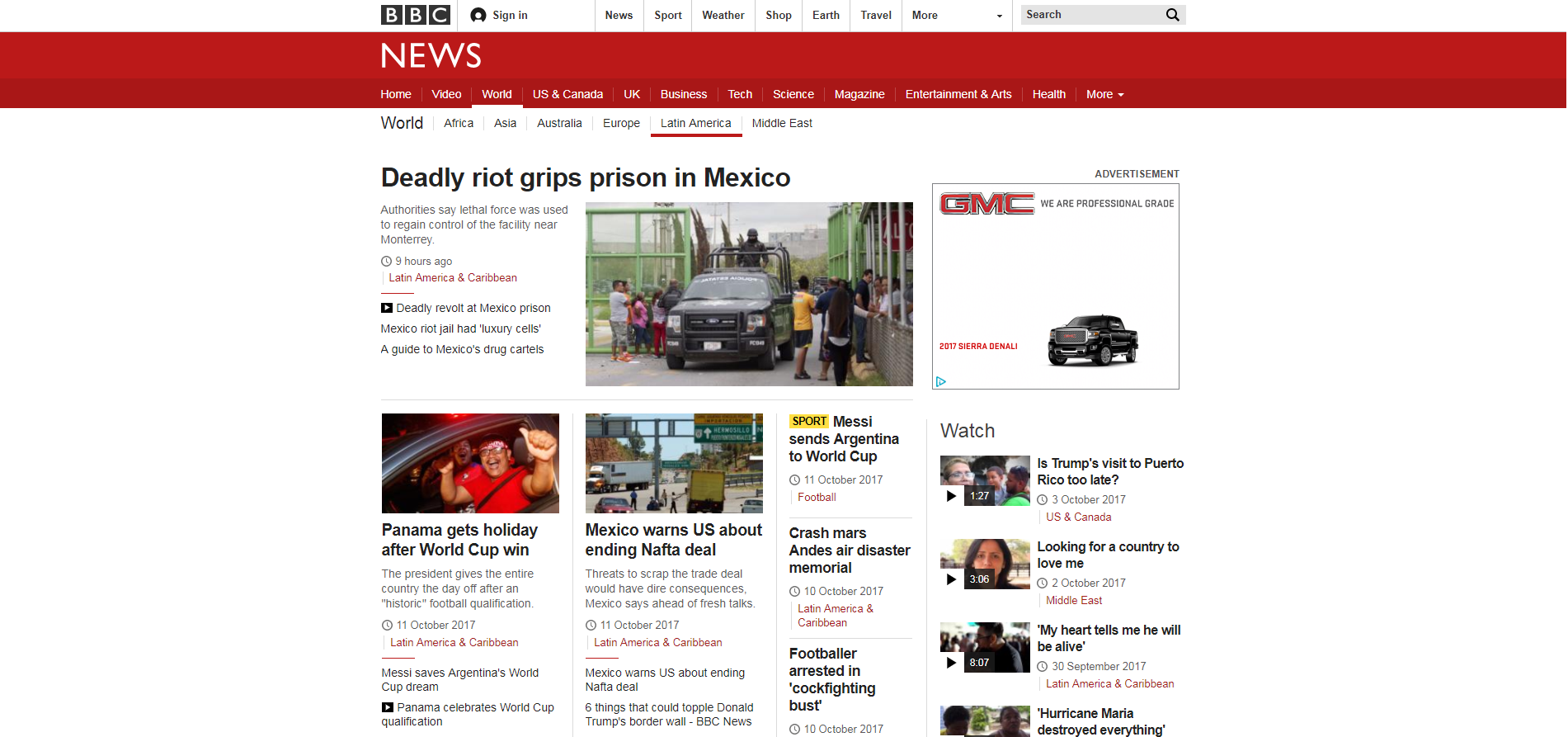 best latino news websites